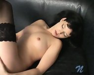 Hot Chick with pink Dildo - scene 11