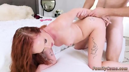 Just the tip blowjob first time Stepfathers Perfect Fit