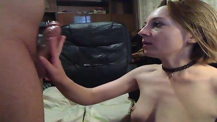 Blondie Rammed On Cam