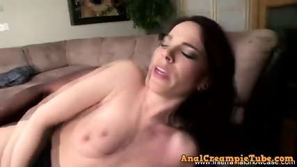 BBC Anal Creampie For Horny Neighbor