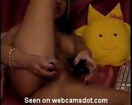 Girl having some Fun in Private Chat - scene 12