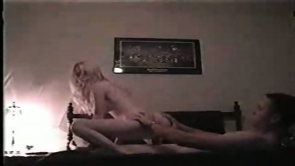 Blond Girl rides her Boy - scene 12