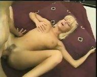 Hot Blonde gets fucked - scene 7
