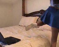 Cheerleader plays - scene 2