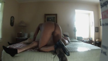 Candy Wants You To See Her Ass, As She Sucks Cock