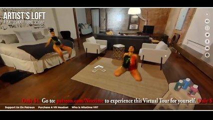 360° Virtual Interactive Sex Tour