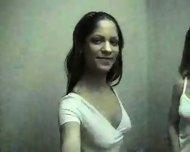 Indian Twins - Girl on Girl - scene 1