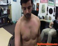 Pawnshop Straight Sucking Cock - scene 5