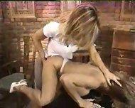 Classic Lesbian Scene - scene 5