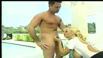 Big tit blond with big tits - scene 6