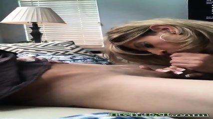 Glamgurlxoxo drains straight guy's cock, pt 2