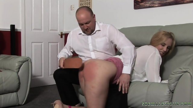 tall blonde gets it on her bare ass