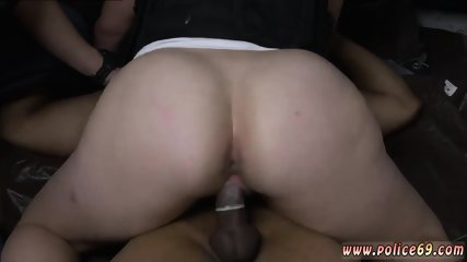 Blonde extreme anal toy Purse Snatcher Learns A Lespatron s son
