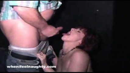 Peggy Bundy swallows Load of many Guys - scene 8