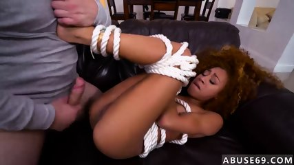 Rough black blonde gangbang xxx Pretty Tied up