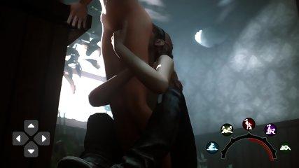 3D game girls enjoy hard sex session compilation