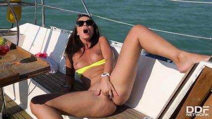 Fingering On The High Seas