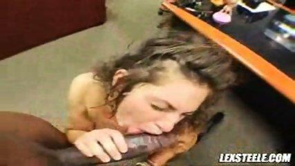 Naomi POV Lexington Steele - scene 12