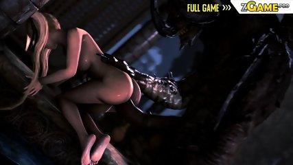 Wolfmen 3D DEMON Mei Hentai Video Part 2.