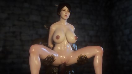3D Hentai - HUGE ASS POV ANAL CREAMPIE Part 2