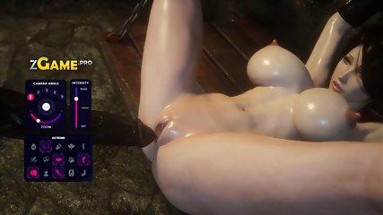 3D Comic: Monsters Porn