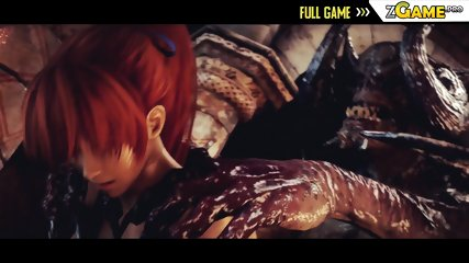 3D Porn Monsters fucking Kunoichi