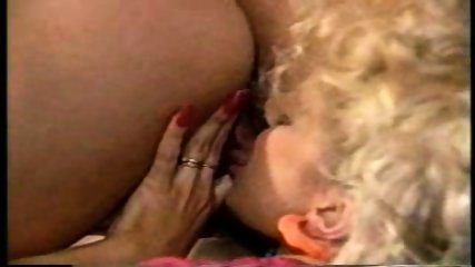 Lesbians from the 80s - scene 6