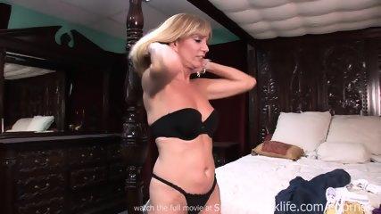 Sexy Milf Strip Tease - scene 8