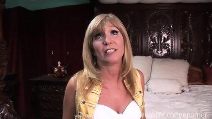 Sexy Milf Strip Tease - scene 1
