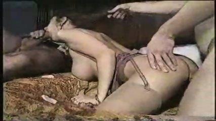 Sexy Chick in Classic Porn Movie 2 - scene 11