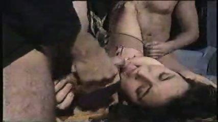 Sexy Chick in Classic Porn Movie 2 - scene 12