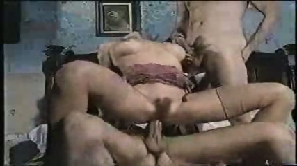 Sexy Chick in Classic Porn Movie 2 - scene 7