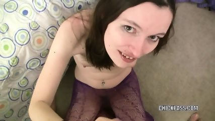 Girl Sucks Dick - scene 9
