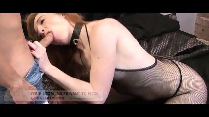 Screaming femdom dp maid