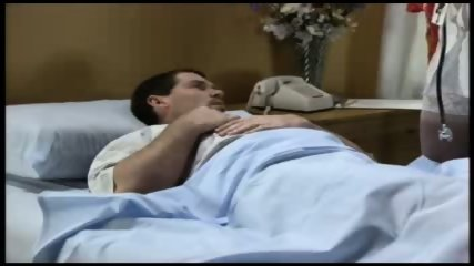 Hospital Handjob - scene 2