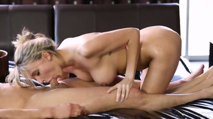 Sexy Mommy In Massage Action