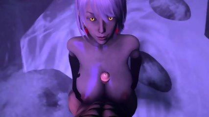 Animation: Alien Invasion 1 - and Suck big Cock