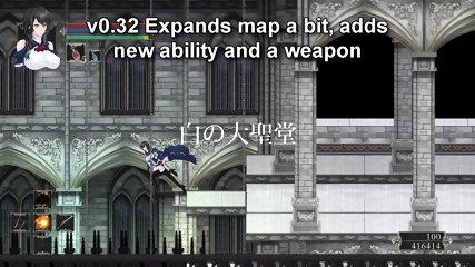 Night Of Revenge Demo Version 0.32 - Update Features