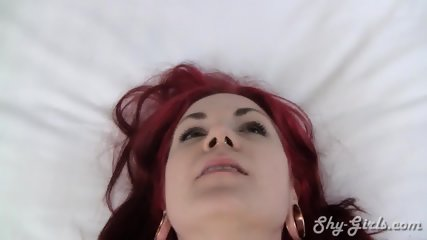 Amateur Redhead Banged In Hotel Room - scene 3