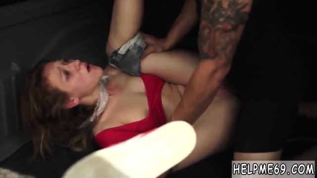 Brutal police gang bang and extreme needles Poor Callie Calypso