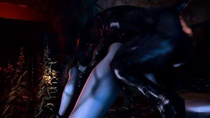 Trishka s Huge Tits Get Used For A Tittyfuck 3D SFM (2019)