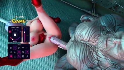 Xmen Beast performs 3D