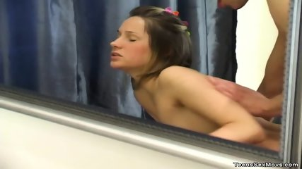 Teenie Fucked In Pussy And Ass - scene 8