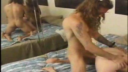 Slut gets double fucked - scene 8