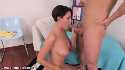 She Likes Taste Of Dirty Cock - scene 2