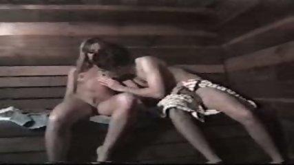 It gets hot in the Sauna - scene 2