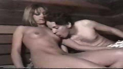 It gets hot in the Sauna - scene 5