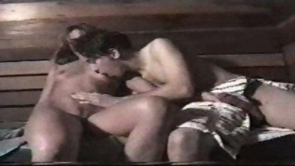 It gets hot in the Sauna - scene 6
