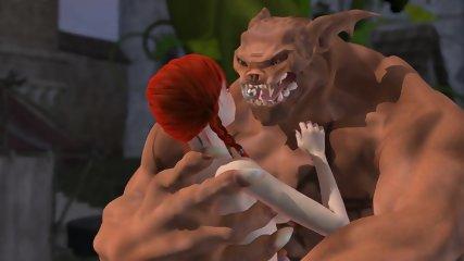 Monster Sex Attack 2