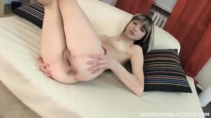 Group Of Dicks In Her Anus - scene 2
